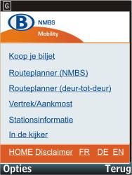 Nokia C2-05 - Internet - Internetten - Stap 18