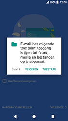 Sony Xperia X Compact - Android Oreo - E-mail - e-mail instellen (outlook) - Stap 12