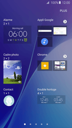 Samsung Galaxy A3 - A5 (2016) - Applications - Personnaliser l