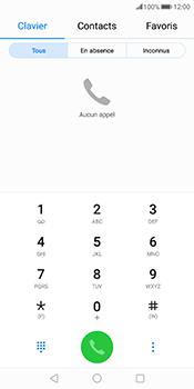 Huawei Mate 10 Pro - Messagerie vocale - configuration manuelle - Étape 4