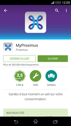 Sony Xperia Z1 Compact D5503 - Applications - MyProximus - Étape 10