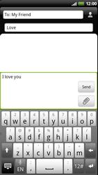 HTC Z710e Sensation - Mms - Sending a picture message - Step 8