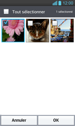 LG P710 Optimus L7 II - E-mail - envoyer un e-mail - Étape 13