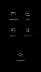 Huawei Y5 - Photos, vidéos, musique - Créer une vidéo - Étape 5