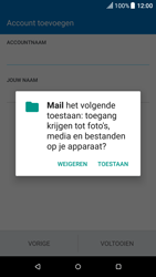 HTC One M9 - Android Nougat - E-mail - handmatig instellen - Stap 18
