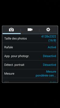 Samsung Galaxy Note 3 - Photos, vidéos, musique - Créer une vidéo - Étape 5