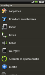 HTC S510b Rhyme - Bluetooth - headset, carkit verbinding - Stap 4