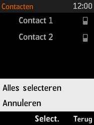 Nokia 3310 3G (TA-1022) - Contacten en data - Contacten overzetten via Bluetooth - Stap 7