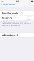 Apple iPhone 5s iOS 10 - Buitenland - Internet in het buitenland - Stap 6