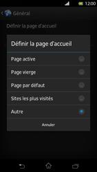 Sony LT30p Xperia T - Internet - configuration manuelle - Étape 23