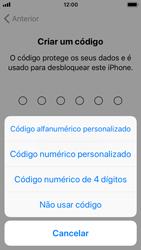 Apple iPhone 5s - iOS 12 - Primeiros passos - Como ligar o telemóvel pela primeira vez -  13