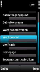 Nokia X6-00 - Internet - handmatig instellen - Stap 16