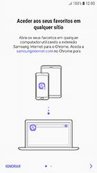 Samsung Galaxy A5 (2016) - Android Nougat - Internet no telemóvel - Como configurar ligação à internet -  22