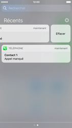 Apple iPhone 6s iOS 10 - iOS features - Personnaliser les notifications - Étape 12