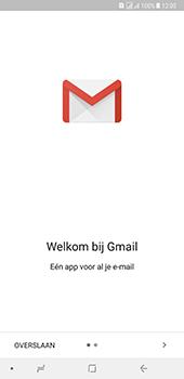 Samsung Galaxy A8 Plus - E-mail - handmatig instellen (gmail) - Stap 5