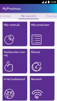 OnePlus 2 - Applicaties - MyProximus - Stap 13