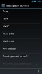 Acer Liquid S2 - Mms - Handmatig instellen - Stap 14