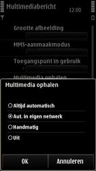 Nokia E7-00 - MMS - probleem met ontvangen - Stap 9