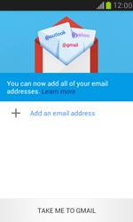 Samsung I8190 Galaxy S III Mini - E-mail - Manual configuration (gmail) - Step 6