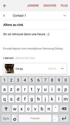 Samsung J500F Galaxy J5 - E-mail - envoyer un e-mail - Étape 18