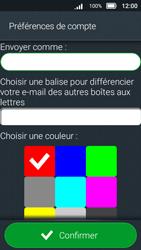 Doro 8031 - E-mails - Ajouter ou modifier votre compte Yahoo - Étape 10