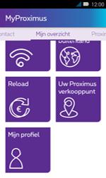 Huawei Y3 - Applicaties - MyProximus - Stap 20