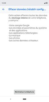 Google Pixel 3XL - Appareil - Restauration d