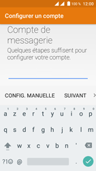 Crosscall Trekker M1 Core - E-mails - Ajouter ou modifier votre compte Outlook - Étape 6