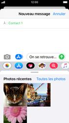 Apple iPhone SE - iOS 13 - MMS - envoi d'images - Étape 10