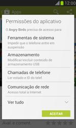 Samsung I8190 Galaxy S III Mini - Aplicativos - Como baixar aplicativos - Etapa 18