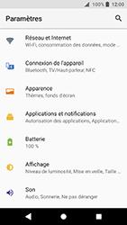 Sony Xperia XA2 - Réseau - Changer mode réseau - Étape 4