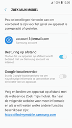 Samsung Galaxy S7 Edge - Android N - Beveiliging en privacy - Zoek mijn mobiel activeren - Stap 7