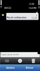 Nokia N8-00 - MMS - Configuration automatique - Étape 4
