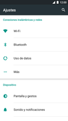 BQ Aquaris U - Internet - Configurar Internet - Paso 6