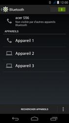 Acer Liquid Jade S - WiFi et Bluetooth - Jumeler votre téléphone avec un accessoire bluetooth - Étape 6