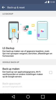 LG H815 G4 - Device maintenance - Back up - Stap 8