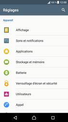 Sony Sony Xperia XA - Applications - Supprimer une application - Étape 4