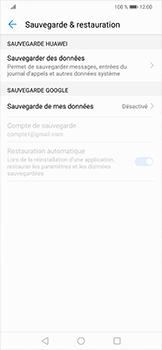 Huawei Mate 20 lite - Aller plus loin - Gérer vos données depuis le portable - Étape 8