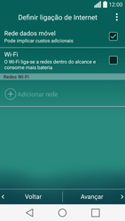 LG C70 / SPIRIT - Primeiros passos - Como ligar o telemóvel pela primeira vez -  6