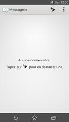 Sony E2003 Xperia E4G - MMS - envoi d'images - Étape 3