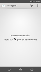 Sony E2003 Xperia E4 G - Mms - Envoi d