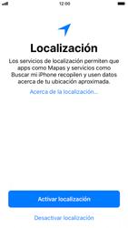 Apple iPhone 6s - iOS 11 - Primeros pasos - Activar el equipo - Paso 21