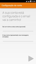 NOS SLIM - Email - Adicionar conta de email -  10