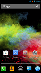 Wiko Rainbow - E-mail - Handmatig instellen - Stap 1