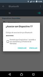 Sony Xperia XZ - Android Nougat - Bluetooth - Conectar dispositivos a través de Bluetooth - Paso 7
