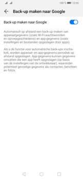 Huawei P30 - Data - Maak een back-up met je account - Stap 7