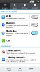 LG G2 mini LTE - Internet - Manual configuration - Step 4