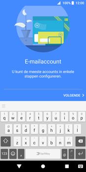Sony Xperia XZ2 (H8216) - E-mail - Account instellen (IMAP zonder SMTP-verificatie) - Stap 7