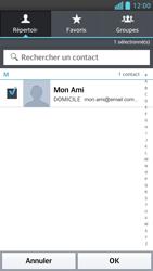 LG Optimus F6 - E-mails - Envoyer un e-mail - Étape 7