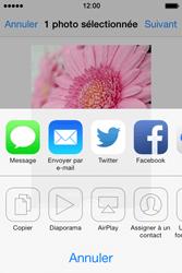 Apple iPhone 4 - Photos, vidéos, musique - Prendre une photo - Étape 9